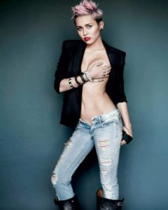 hot Miley Cyrus Hot stills