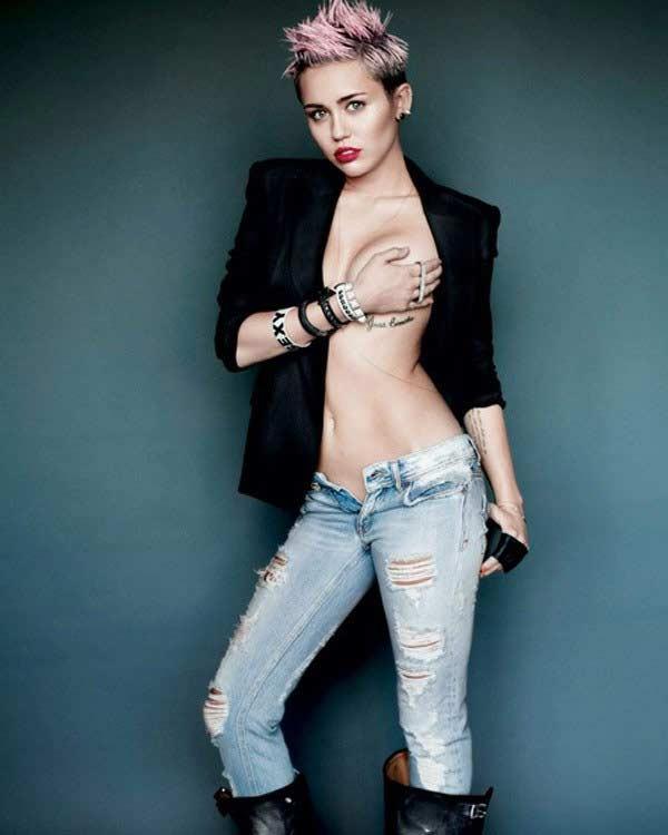hot Miley Cyrus Hot stills