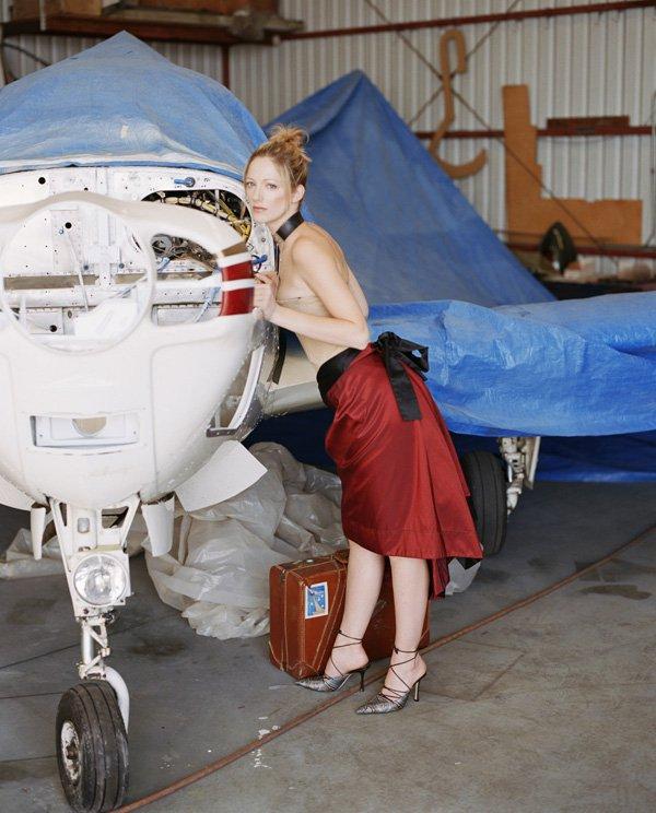 Judy Greer bikini photoshoot