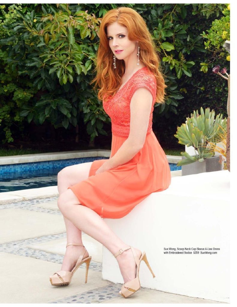 Sarah Rafferty hottest pic