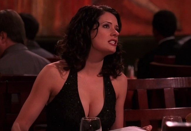 Sexy pics of paget brewster