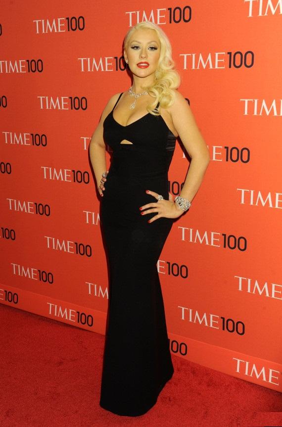 Christina Aguilera sexy image