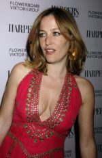 Hottest Photos of Gillian Anderson & Unseen Bikini Image Pics