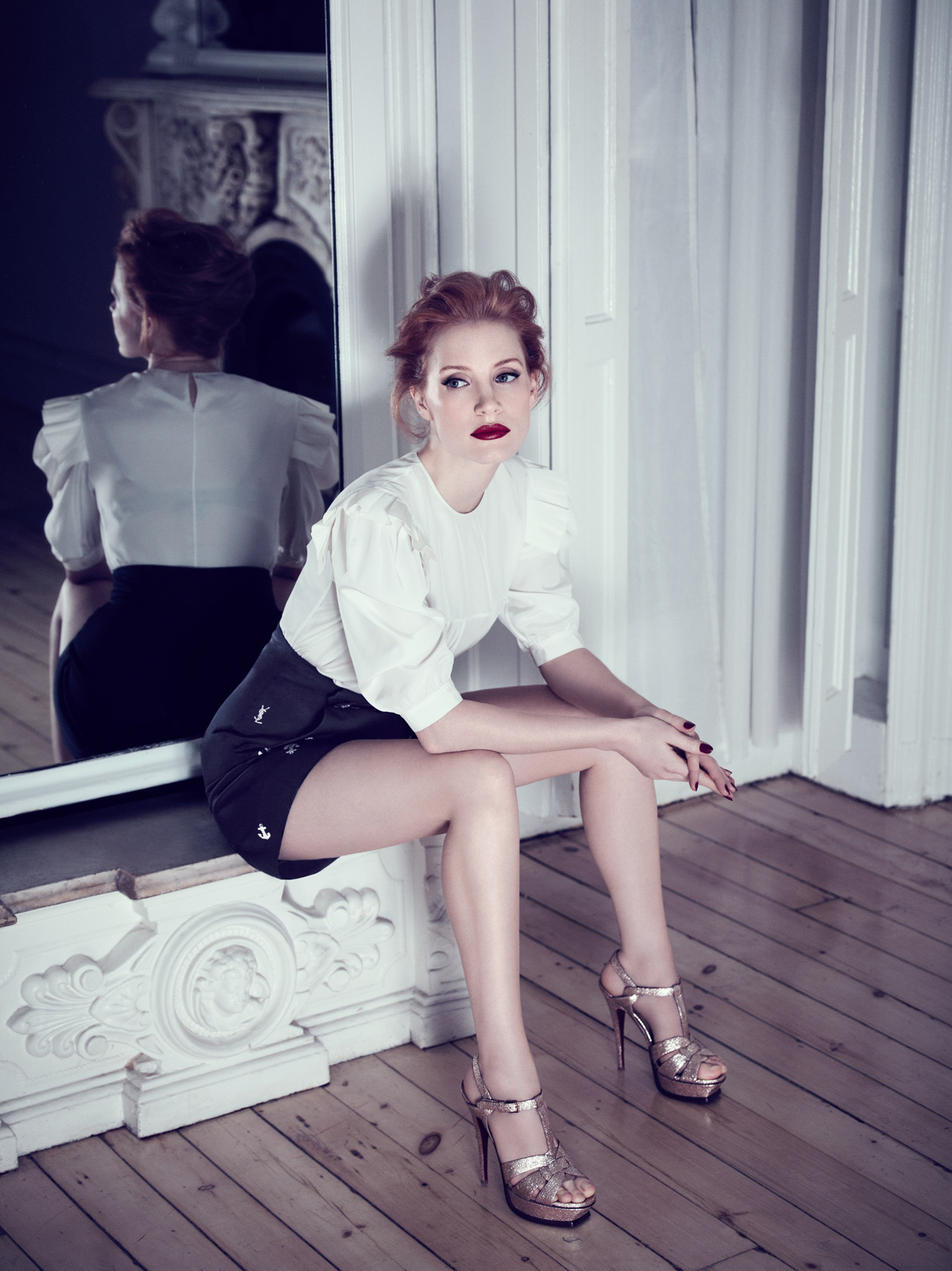 pics of Jessica Chastain