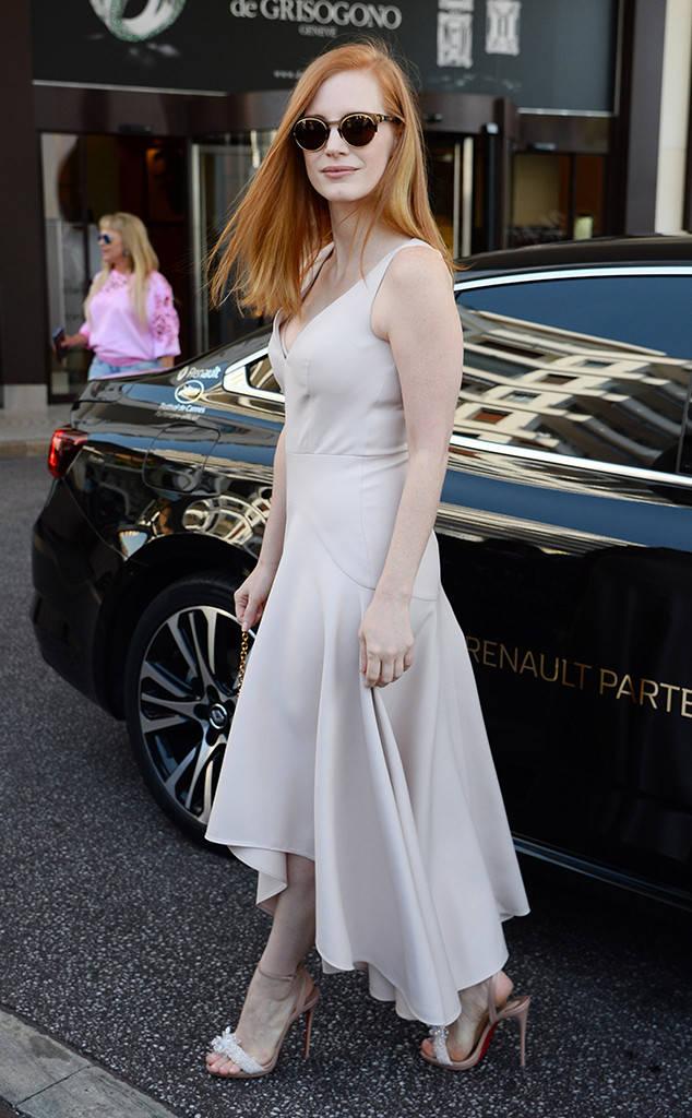 Jessica Chastain hot pics & photos