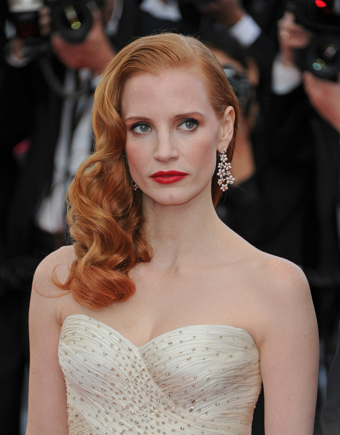 Hot sexy photos Jessica Chastain