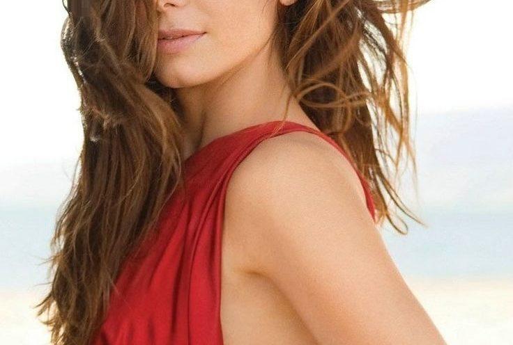 Sandra Bullock bikini body