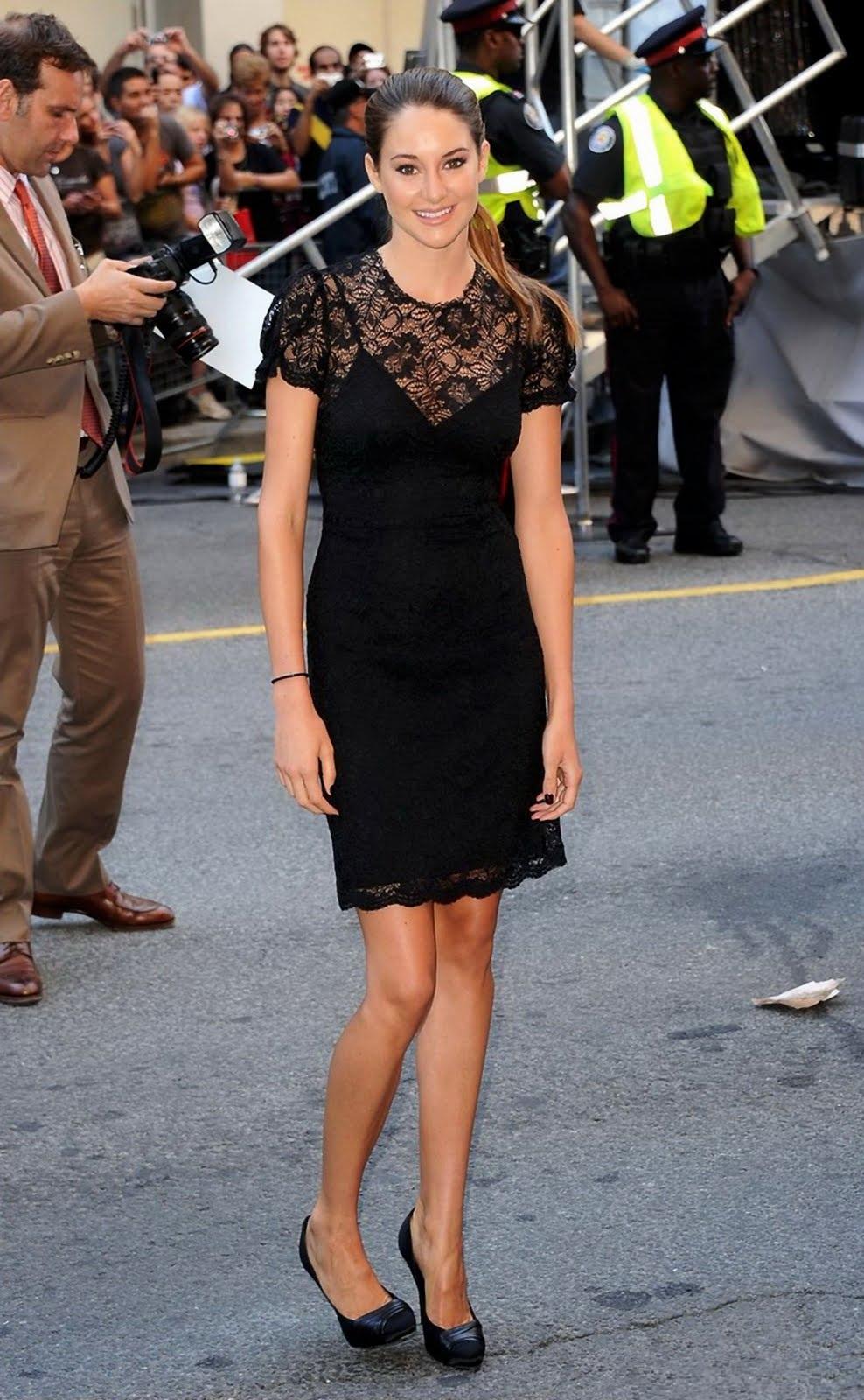 Hottest Shailene Woodl...