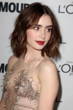 Check out Lily Collins Sizzling Hot Photos & Bikini Pics