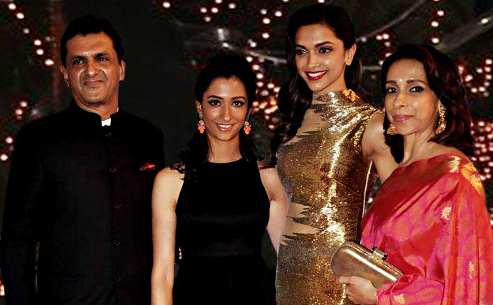 deepika family photos