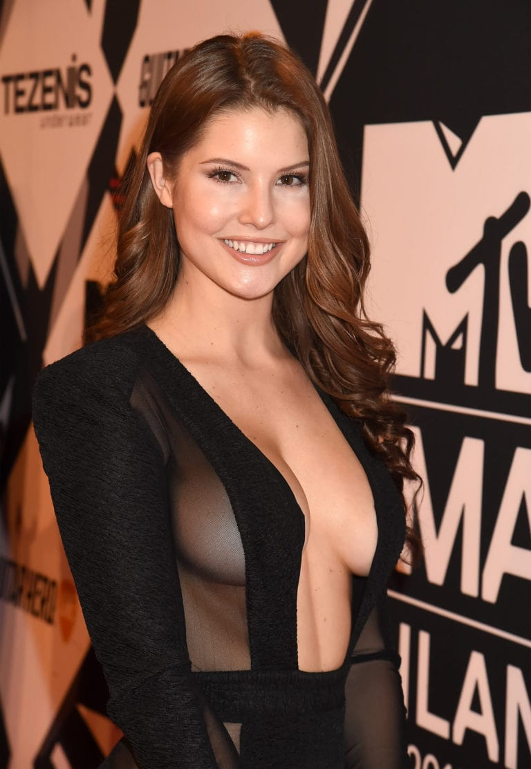 Amanda Cerny Topless Photo